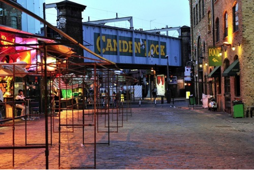 camden town freelancer