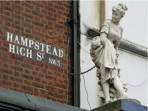 hampstead high st