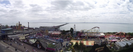Southend on sea fair