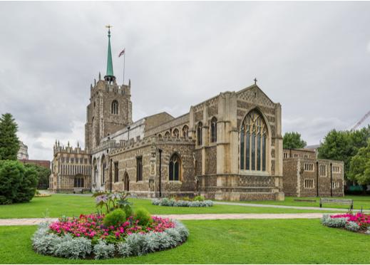 Chelmsford church