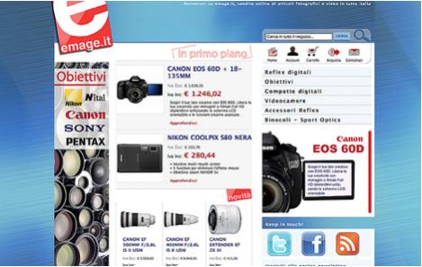 magento ecommerce example