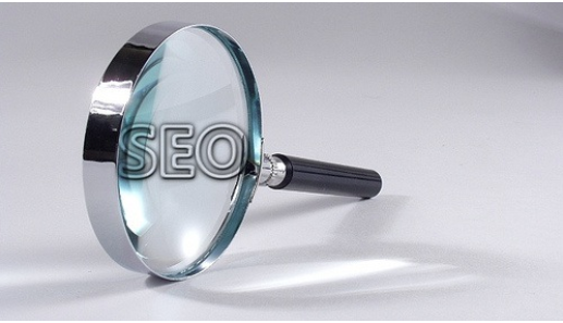 seo under the magnifying glass